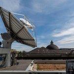 Solární rafinérie na střeše budovyETH v Curychu.