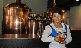 Ve východočínském městě Tchien-ťin vznikl pivovar s podporou Pivovarů Lobkowicz
