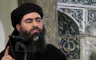 Pokud se poslední informace o abú Bakr Bagdádím potvrdí, šéf teroristické organizace Islámský stát už prst nezdvihne