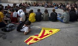 Atmofféra ve Španělsku před separatistickým referendem houstne