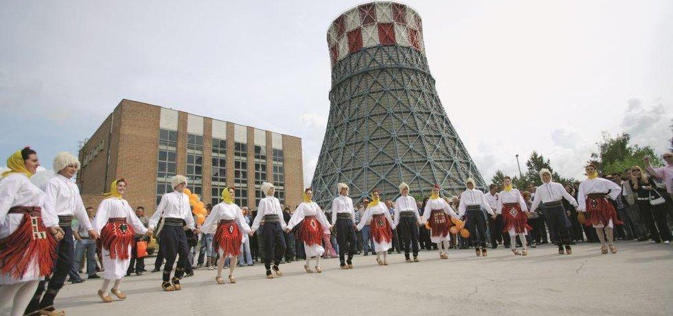 Balkánská expanze ČEZ, ilustrační foto