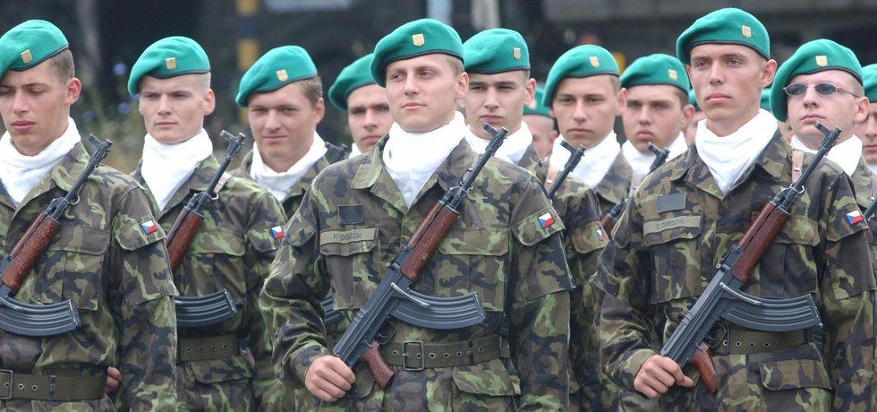 Česká armáda - ilustrační foto