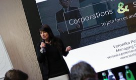 Veronika Peterková z TechSquare (Zdroj: TechSquare)