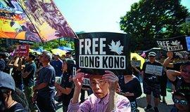Miliardový poker o Hongkong. Demonstranti sázejí na to, že Čína přijme porážku