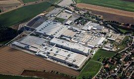 Průmyslová zóna v Kvasinách