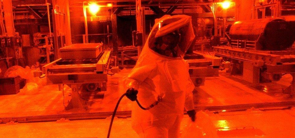Likvidace chemických zbraní, ilustrační foto