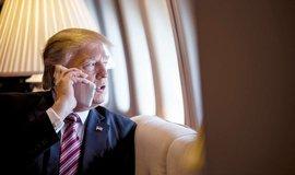 Prezident USA Donald Trump