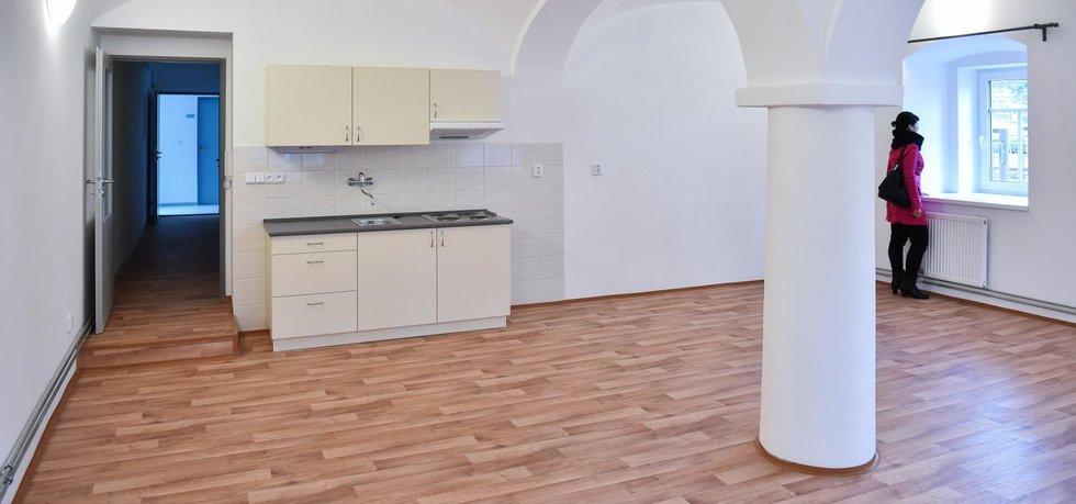 Sociální byt (ilustrační foto)