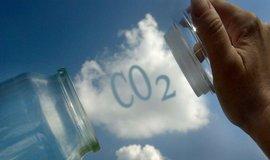 Oxid uhličitý, ilustrační foto