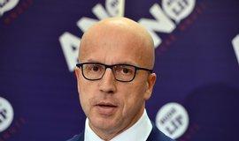 Kandidát hnutí ANO pro volby do Evropského parlamentu Pavel Telička