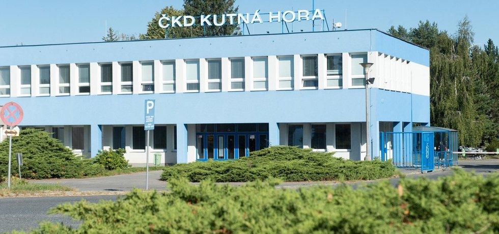 ČKD Kutná Hora