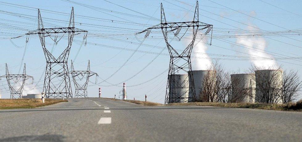 Jaderná alektrárna Dukovany