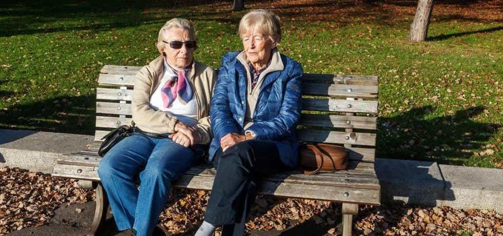 Seniorky, ilustrační foto