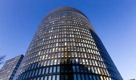 Věž RWE v německém Dortmundu