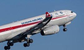 Pátá letecká linka mezi Českem a Čínou: spojí Prahu a Šen-čen