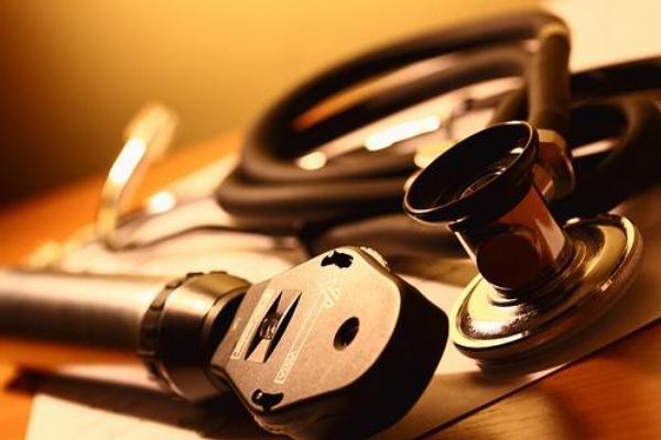stetoskop, zdravotnictví, medicína