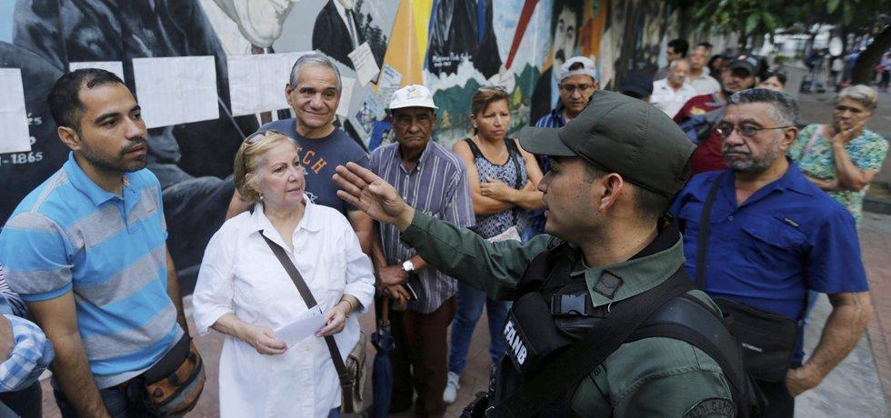 Volby ve Venezuele se neobešly beze ztrát na životech