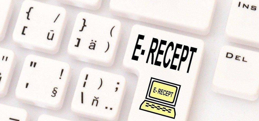 eRecept - ilustrační foto
