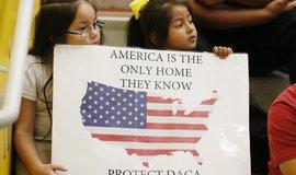 Za program DACA demonstrovali lide po celý Spojených státech