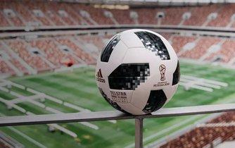 Telstar 18, oficiální míč MS ve fotbale 2018