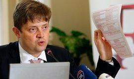 ředitel Finanční správy Martin Janeček