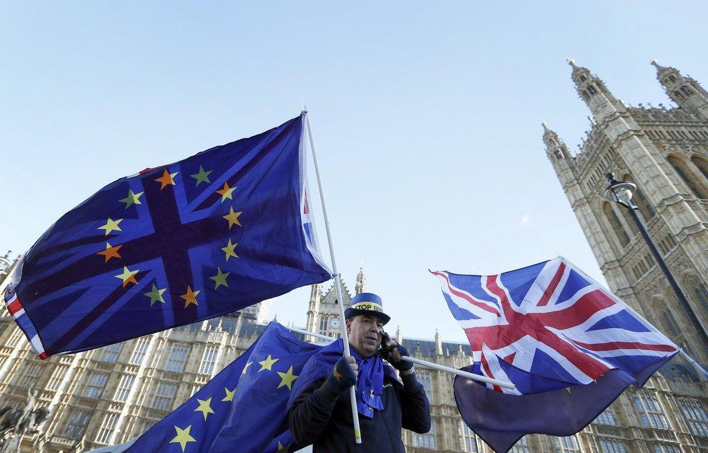 EU nabídne Británii přechodné období, ilustrační foto