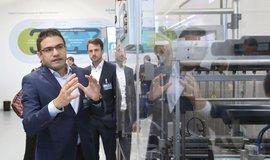 V aplikačním centru Siemensu
