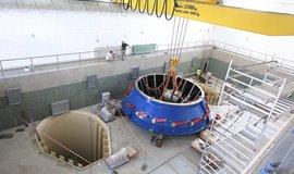 V Česku Energo-Pro postavila elektrárnu v Litoměřicích