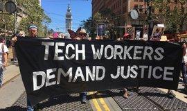 Hnutí Tech Workers Coalition, ilustrační foto