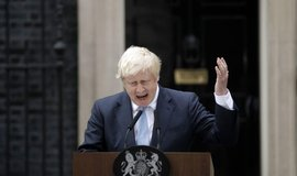 Britský premiér Boris Johnson