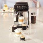 Plnoautomatický kávovar Philips LatteGo