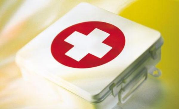 lékárnička, zdravotnictví, medicína, první pomoc