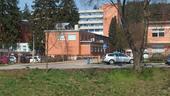 Krajská nemocnice T. Bati (KNTB) ve Zlíně