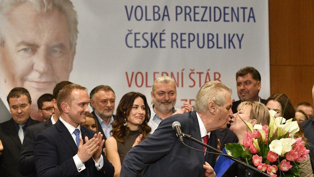 Prezidentský polibek