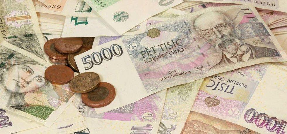 Nebankovní půjčka, ilustrační foto