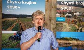 Rektor České zemědělské univerzity (ČZU) Petr Sklenička