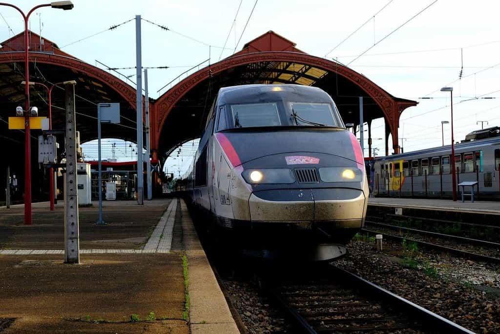 Rychlovlak TGV