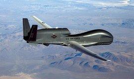 Írán údajně sestřelil americký dron nad svým územím