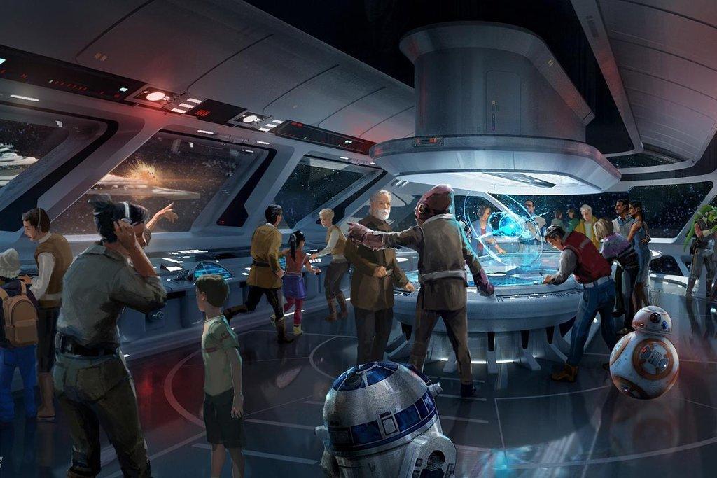 Hvězdné války půjde i prožít. Disney chystá unikátní hotel