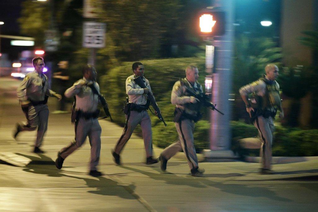 Střelba v Las Vegas