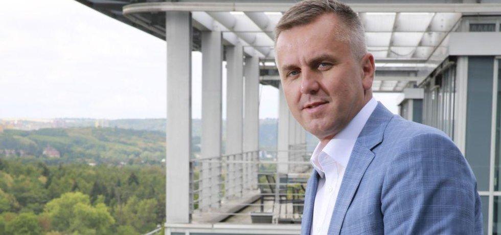 Milan Vašina, odcházející šéf českého a slovenského operátora T-Mobile
