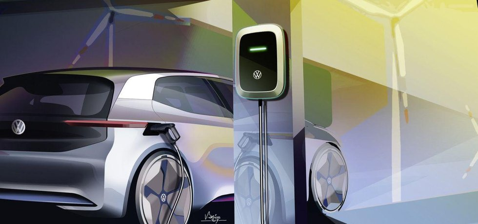 Koncept elektromobilu I.D. Neo.