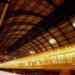 Amsterdamské hlavní nádraží