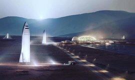 SpaceX - raketa BFR