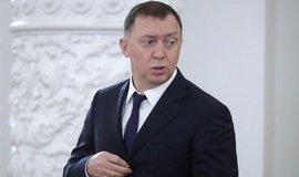 Ruský oligarcha Oleg Děripaska