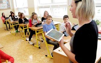 Učitelka - ilustrační foto