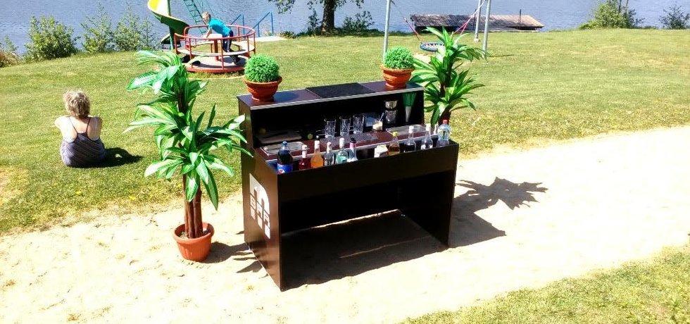 mobilní bar