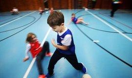 Tělocvik, ilustrační foto