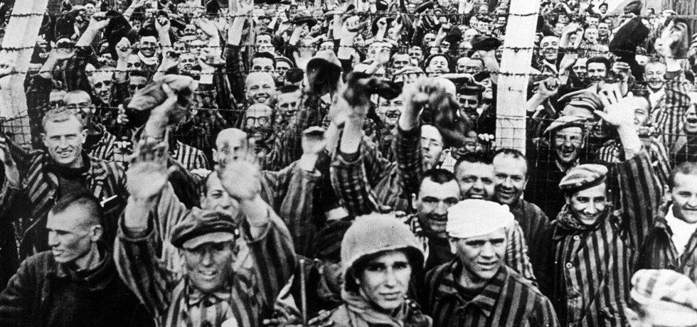 Koncentrační tábor - ilustrační foto