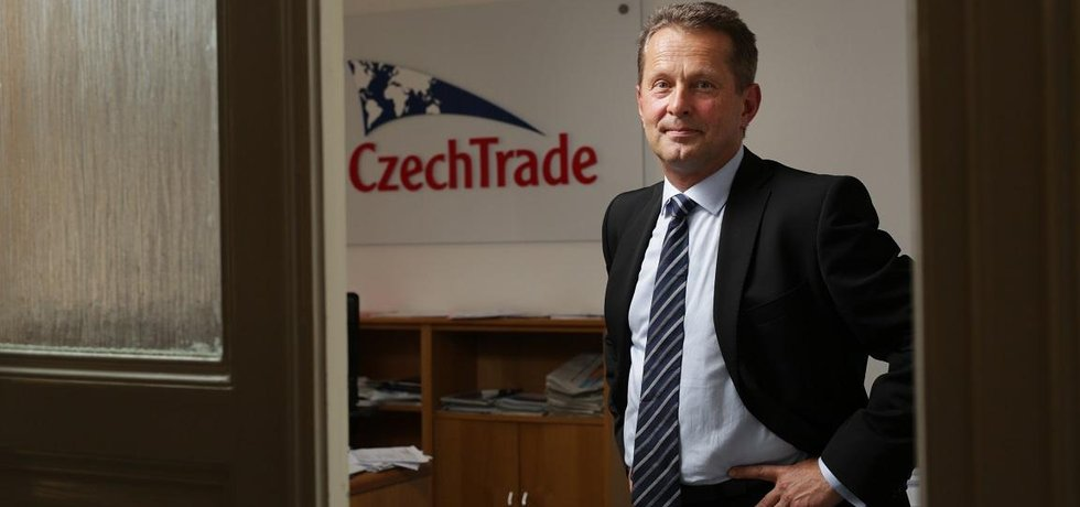 Ředitel CzechTrade Radomil Doležal